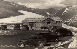Trail Ridge Museum, Fall River Pass (Elev. 11,797 ft)