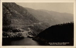 Hetch Hetchy Dam and Reservoir