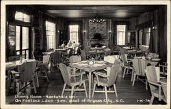 Dining Room - Nantahala Inn on Fontana Lake