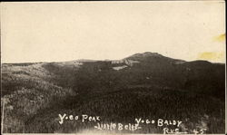 Yogo Peak and Yogo Baldy