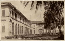 Colon Hospital, Canal Zone