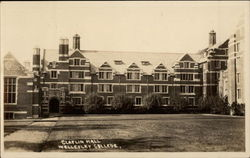 Claflin Hall - Wellesley College