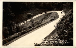 U Curve U.S. 50, East Foot of Laurel Mountain
