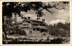 The State Game Lodge - Black Hills