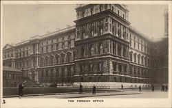 The Foreign Office Postcard