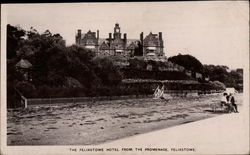 The Felixstowe Hotel from the Promenade