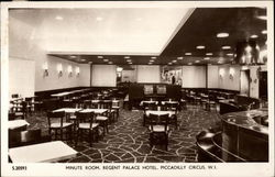 Regent Palace Hotel - Minute Room, Piccadilly Circus Postcard