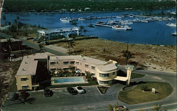 Stansfield Motor Hotel Fort Lauderdale Florida