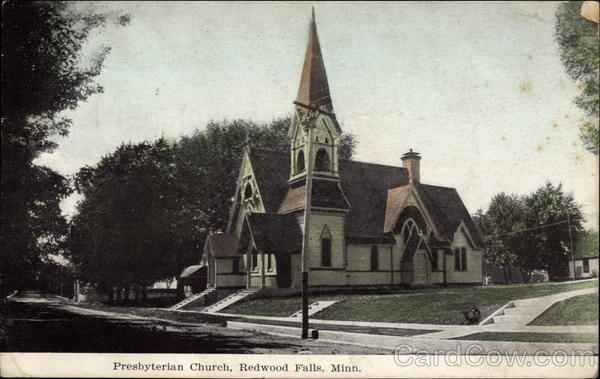 Presbyterian Church Redwood Falls Minnesota