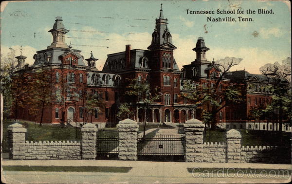 Tennessee School for the Blind Nashville