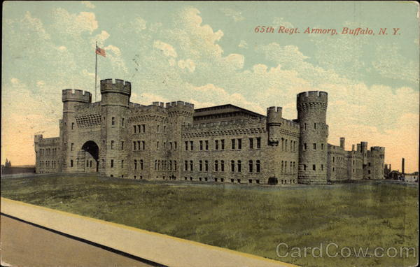 65th Regt. Armory Buffalo New York