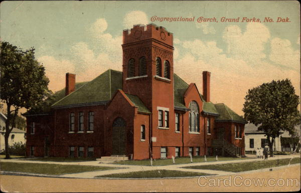 Congregational Church Grand Forks North Dakota
