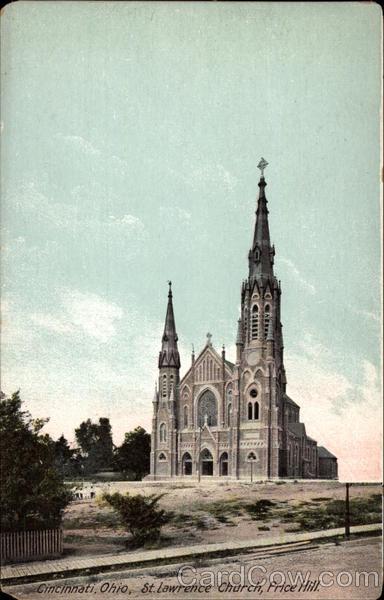 Paypal Com Login >> St Lawrence Church, Price Hill Cincinnati, OH