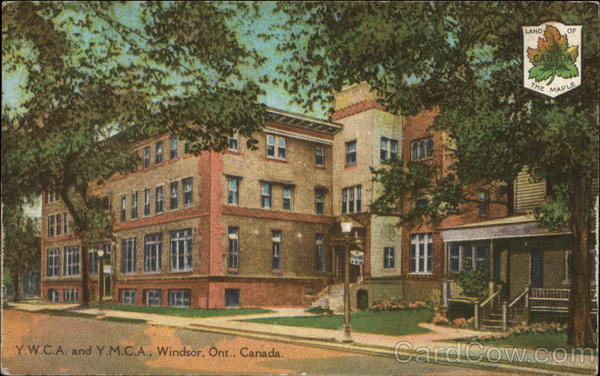 YWCA and YMCA Windsor Canada Ontario