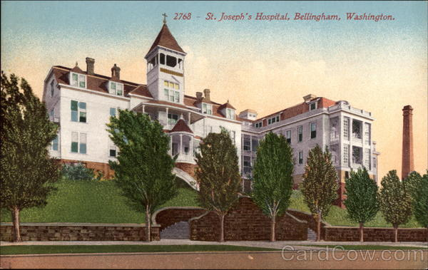 St. Joseph's Hospital Bellingham Washington