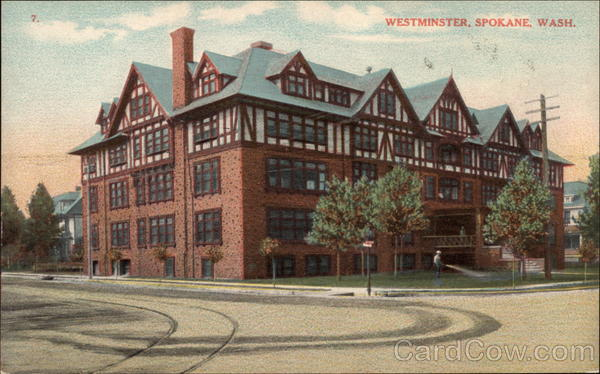 Westminster Spokane Washington
