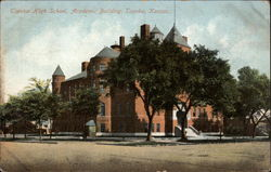 Topeka High School - Academic Building