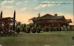A Residence on Oak Knoll
