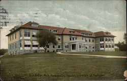 Homeopathic Hospital, University of Michigan