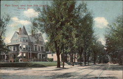 Main Street, West From 18th Street