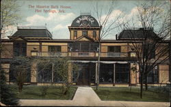 The Maurice Bath House
