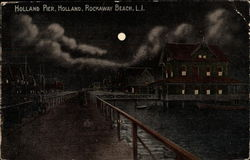 Holland Pier, Holland, Rockaway Beach