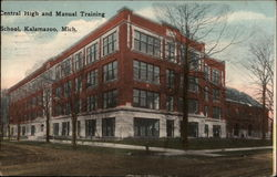 Central High and Manual Training School