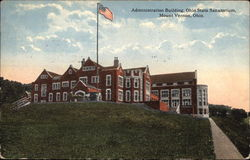 Administration Building, Ohio State Sanatorium