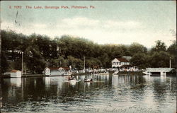 The Lake, Sanatoga Park