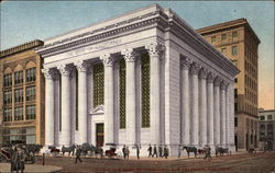The Bank of California - 1918