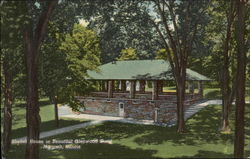 Shelter House, Glenwood Park