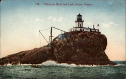 Tillamook Rock and Light House