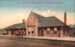Great Northern Passenger Depot