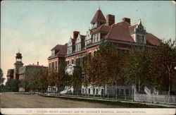 Sacred Heart Academy and St. Patrice's Hospital