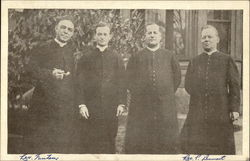 French-Canadian Priests Walter F. Fontaine