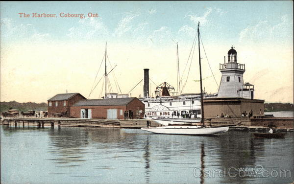 The Harbour Cobourg Canada Ontario