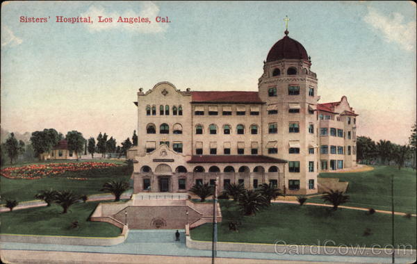 Sisters' Hospital Los Angeles California