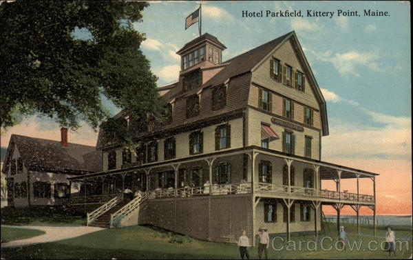 Hotel Parkfield Kittery Point Maine