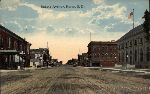 Dakota Avenue Huron  Sd