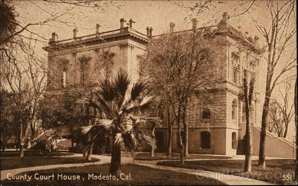 County court house modesto ca House modesto