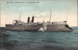 Car Ferry Ontario No. 1