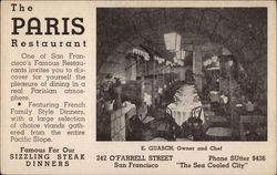 The Paris Restaurant