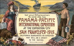 Get Your Congressman to Vote for the Pan-Pac Int. Exp