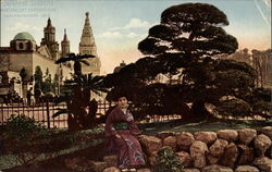 Japanese Gardens, Pan.-Pac. Int. Exposition