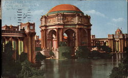 Palace of Fine Arts, Pan-Pac Int. Exposition