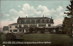 The Highland House, Jefferson Heights