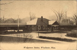 Wedgemere Station