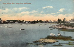 Abbott Cove, General View
