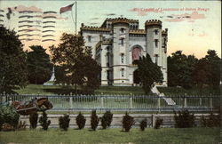 Capitol of Louisiana