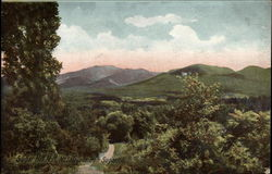 Mt. Lafayette from Sugar Hill